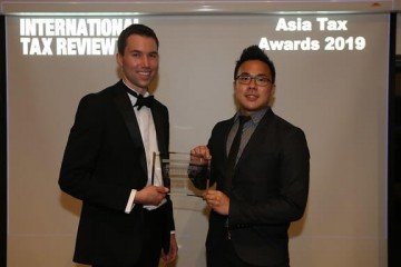 Transfer Pricing Solutions Malaysia is winner of ITR Tax Awards 2019